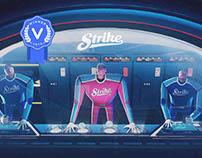 STRIKE -SIMPLY AMAZING智慧棒球形象動畫