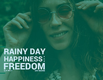24H WITH... - rainy day happiness and freedom