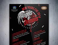 Poster / Flyer - Angels & Demons