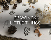 Drawings - Little things