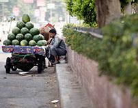 Cairo's peddlers