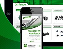 PLASGOCAS Website Design