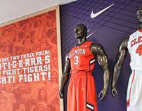 Clemson University Basketball Facility