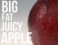 Big Fat Juicy Apple