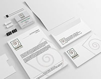 Visual identity for medical clinic