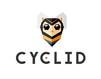 Cyclid. Branding.