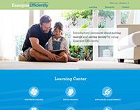 Energy Efficiency Microsite