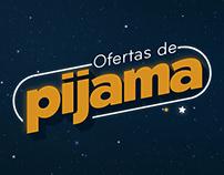 OFERTAS DE PIJAMA