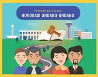 Panduan Melakukan Advokasi Undang-Undang