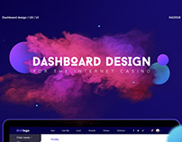 Design for the internet casino