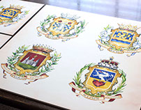 Family Tree Coat of Arms Series
