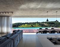 JK House by Michel Macedo Arquitetos