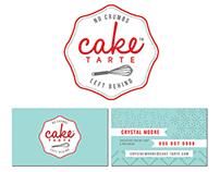 Cake Tarte / Logo & Business Card Design