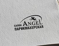 Разработка логотипа для салона парикмахерской, 2015