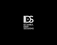 Istanbul Deep Sessions | Logo