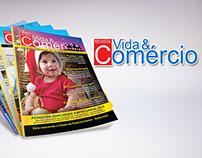 Vídeo - Revista Vida & Comércio