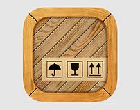 """""""Cargo"""" App icon Design"""