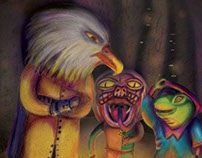 Good Omen (illustration)