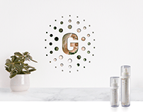 Glowceuticals   Cosmetics re-branding & package design