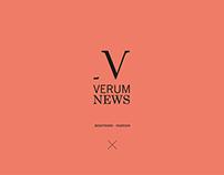 Desarrollo Frontend Verum - Vompix