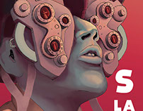 Slaughterhouse Five Alternate Book Cover