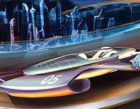 AUDI b-type avus record car 2025 hommage