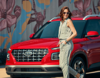 Hyundai Venue   Paul Barshon