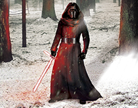 Starwars: Red Snow