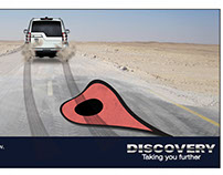 Advertising - Land Rover
