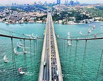 Neighbourhoods of Istanbul