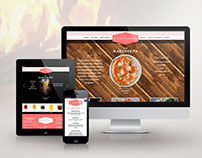 il Lazzarone Neapolitan Pizzeria Website