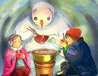 winter ill