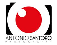 Logo Antonio Santoro Fotografo