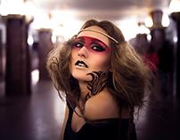 Voodoo-girl