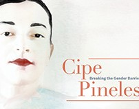 Cipe Pineles Biography Booklet