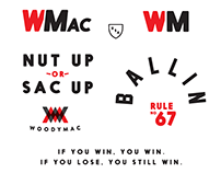 WoodyMac Underwear Branding / Art Direction