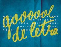 Velho Cronista - Goooool de Letra