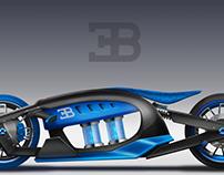 Bugatti Bike Challenge