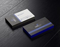 Free PSD Cardzest Simple Business Card
