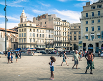 Marseille - Streets and people