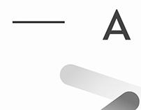 A gas / Brand identity