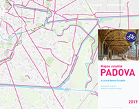 Padua Cycling Map