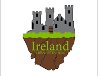 Ireland Logo Process
