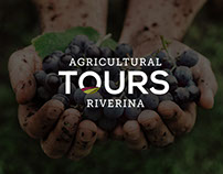 Agricultural Tours Riverina 〰️ Brand identity