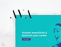 Ava - Creative WordPress Theme