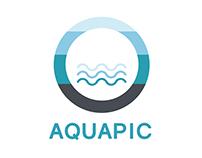 Aquapic logo proposal
