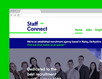 Staff Connect: A refreshed look and optimised website
