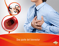 Block Promocional para Farmacias - Productos VALMORCA