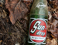 Vintage Glass Bottles | Photo Series