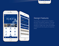 UI/UX Mobile, Banking/Stock Market Application